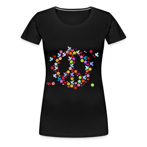 Pace - Camiseta premium mujer