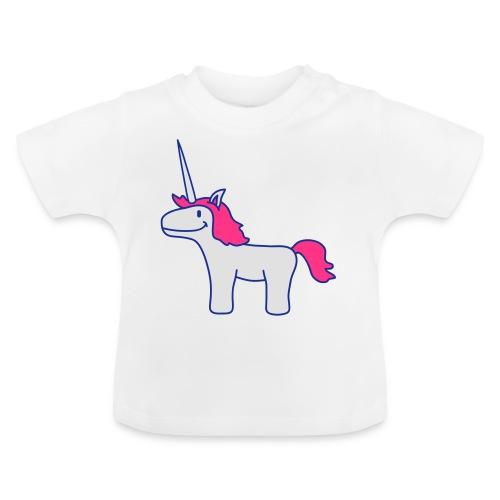 Unicornio - Camiseta bebé