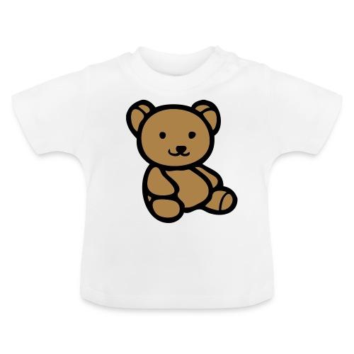 Osito Verde - Camiseta bebé