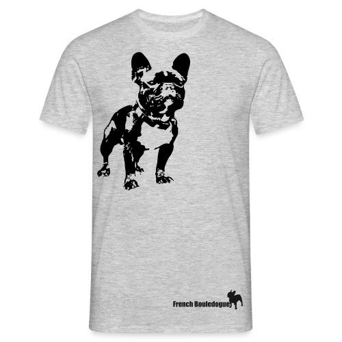 french bulldogue - Männer T-Shirt