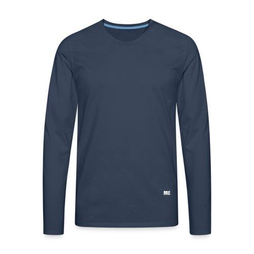 casquette me - T-shirt manches longues Premium Homme