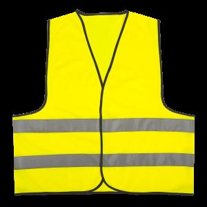 Brainfuck (Yellow) - Reflective Vest