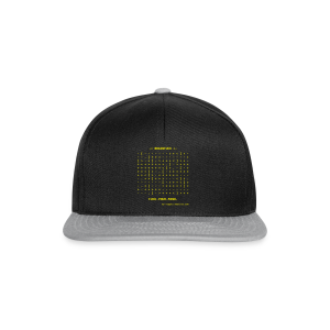 Brainfuck (Yellow) - Snapback Cap