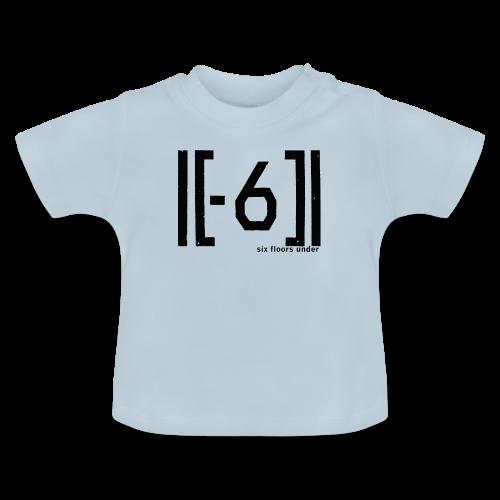Black Logo Baby Body Suit - Baby T-Shirt