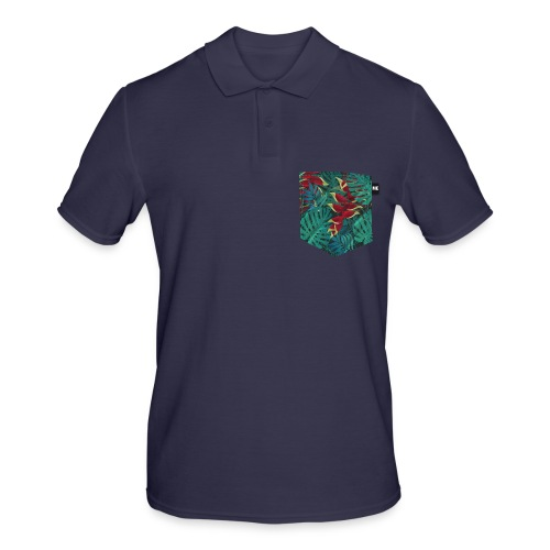 effet pocket parrot - Polo Homme