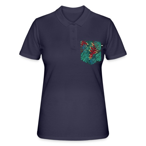 effet pocket parrot - Women's Polo Shirt
