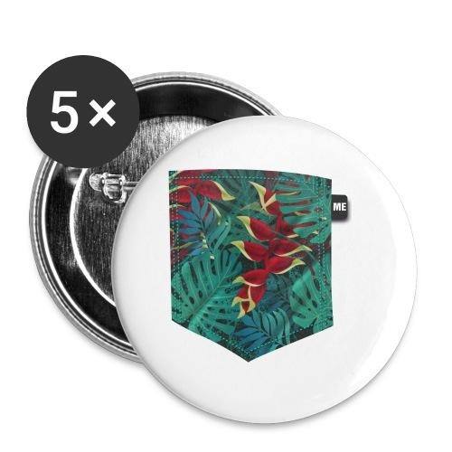 effet pocket parrot - Badge petit 25 mm