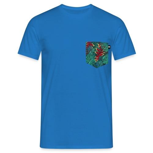 effet pocket parrot - T-shirt Homme