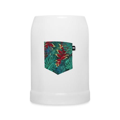 effet pocket parrot - Chope en céramique