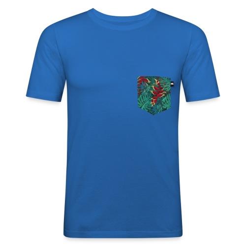 effet pocket parrot - T-shirt près du corps Homme
