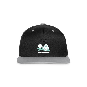 Madalenas y Marketing - Gorra contraste Snapback