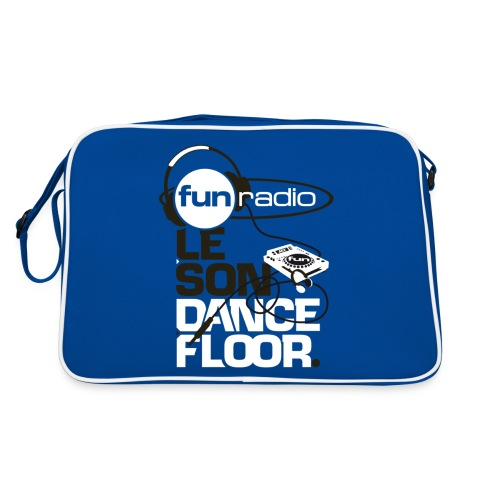 Sac de Sport Le Son Dancefloor - Sac Retro