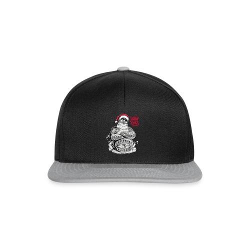 Xmas-Heavy - RAHMENLOS Design Geschenk - Snapback Cap