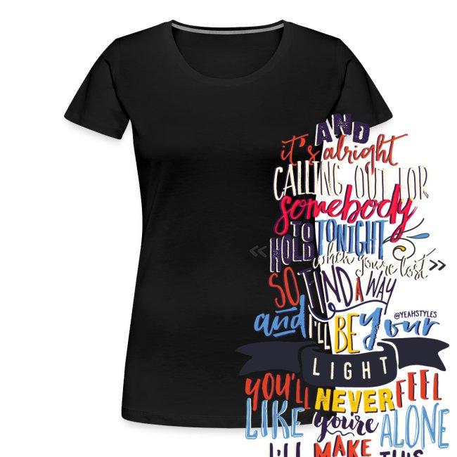 Home womens shirt