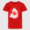 kanada flagge kanadische T-Shirts - Teenager Premium T-Shirt