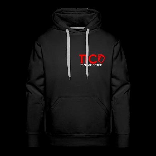 TTC Hoodie rot/schwarz - Männer Premium Hoodie