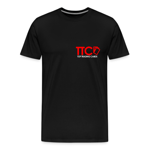 TTC Hoodie rot/schwarz - Männer Premium T-Shirt