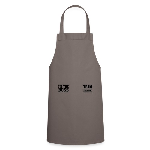 Team Awesome Boss - Cooking Apron