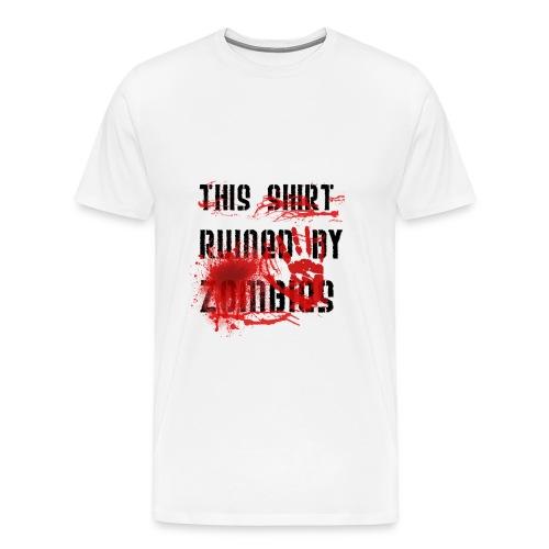 Bloody - Männer Premium T-Shirt