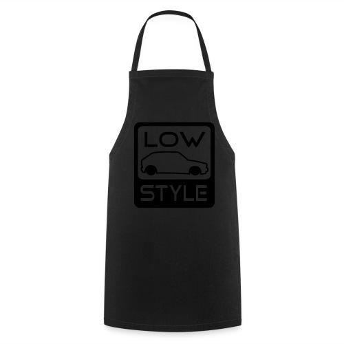 Low Style Shirt - Kochschürze