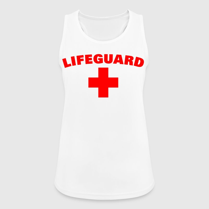 LIFEGUARD Tops - Women's Breathable Tank Top