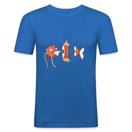 Sushi Magicarpe - T-shirt près du corps Homme
