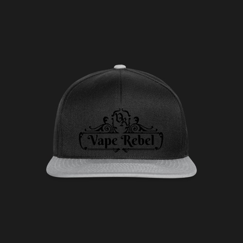 Vape Rebel - Girly Shirt - Snapback Cap