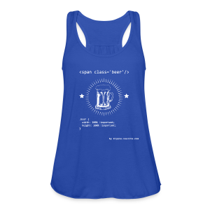 CSS Beer - Women's Tank Top by Bella
