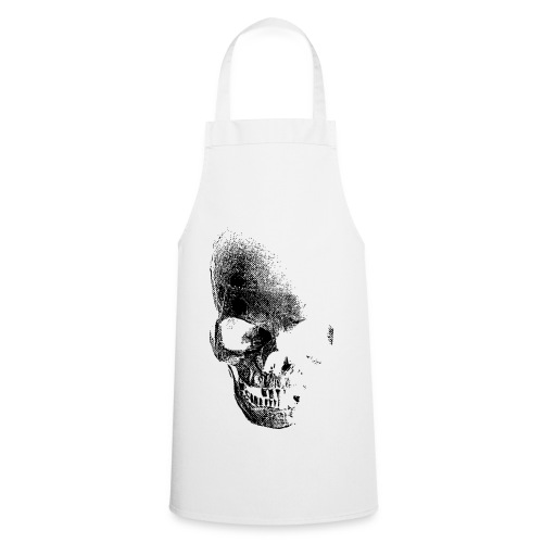 Skull2 - Kochschürze