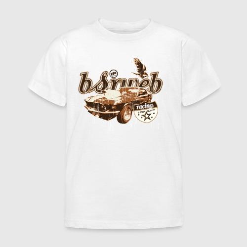 bsrweb racing - Børne-T-shirt