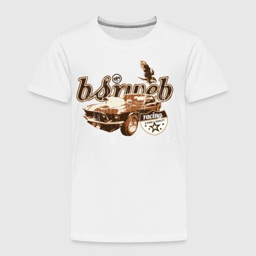 bsrweb racing - Børne premium T-shirt