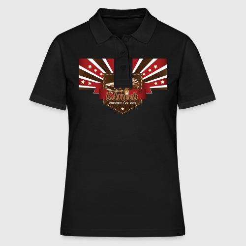 American Car Lover - Women's Polo Shirt