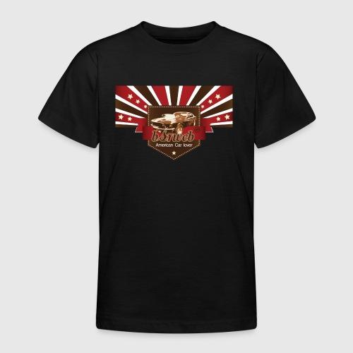 American Car Lover - Teenager-T-shirt