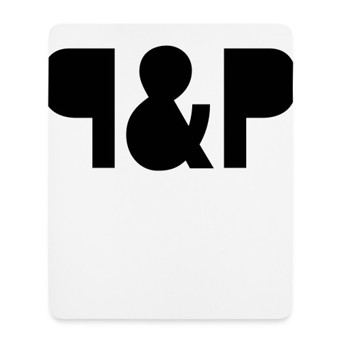 Bonnet P&P Wearz Impression velour - Tapis de souris (format portrait)