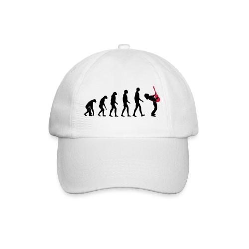The Evolution Of Rock Tee - mens - Baseball Cap