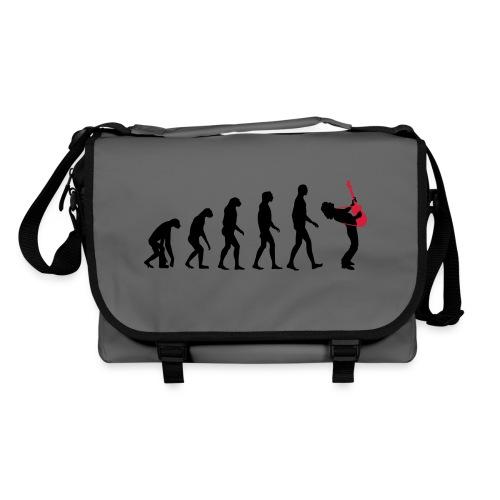 The Evolution Of Rock Tee - mens - Shoulder Bag
