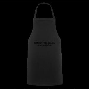 Drop the Bass Hoodie (Schwarz) - Kochschürze