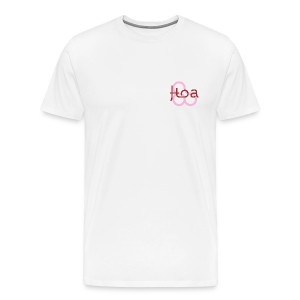 Hoa casual t-shirt - Men's Premium T-Shirt