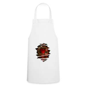 Mouse Pad (vertical) SteamHeart - Cooking Apron