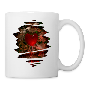 Mouse Pad (vertical) SteamHeart - Mug