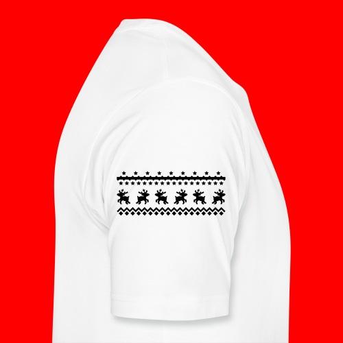 Kersmok - Mannen Premium T-shirt