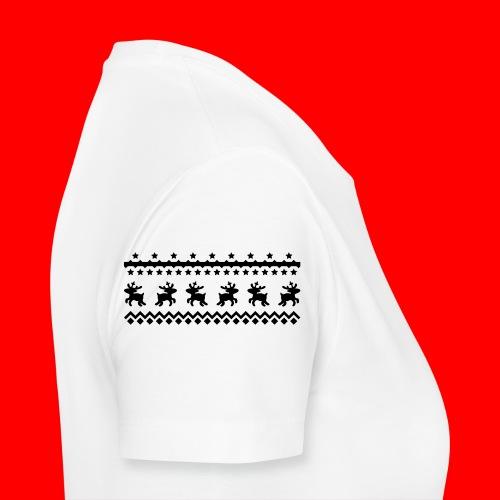 Kersmok - Vrouwen Premium T-shirt
