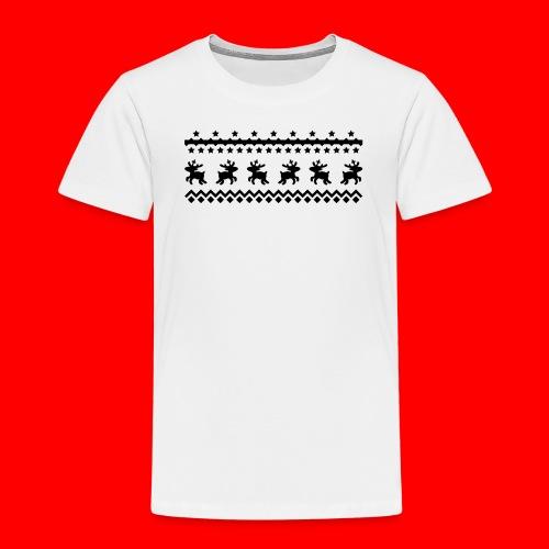 Kersmok - Kinderen Premium T-shirt