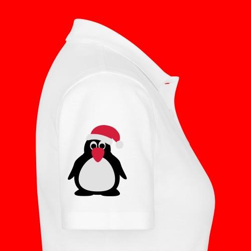 Kerstdrinkfles - Women's Polo Shirt