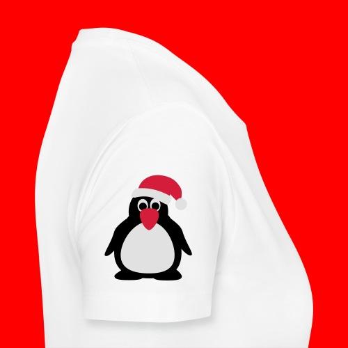 Kerstdrinkfles - Vrouwen Premium T-shirt