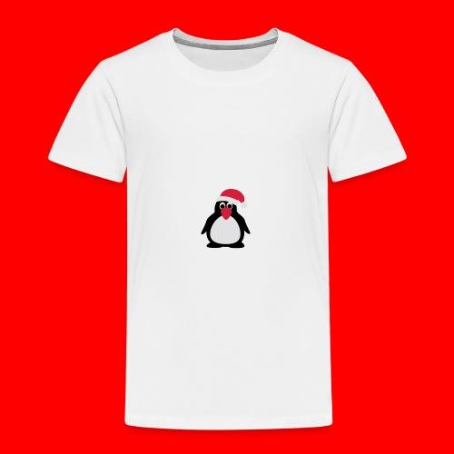 Kerstdrinkfles - Kinderen Premium T-shirt