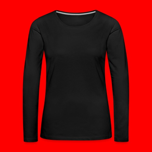 Mannen Onderbroek  - Vrouwen Premium shirt met lange mouwen