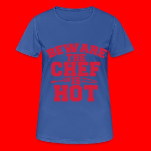 KoksSchort - vrouwen T-shirt ademend
