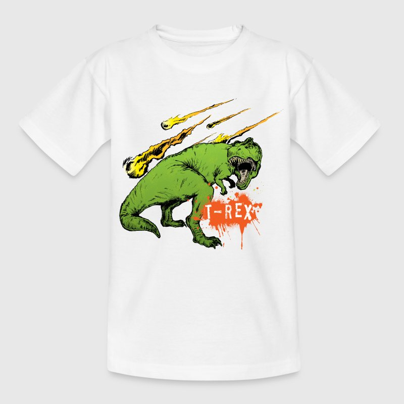 Animal Planet T-shirt barn Tyrannosaurus rex - T-shirt barn