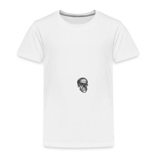 Zwinkernder Schädel - Kinder Premium T-Shirt